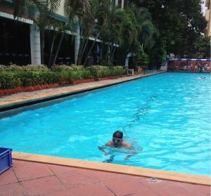 Swim-A-Mile 2